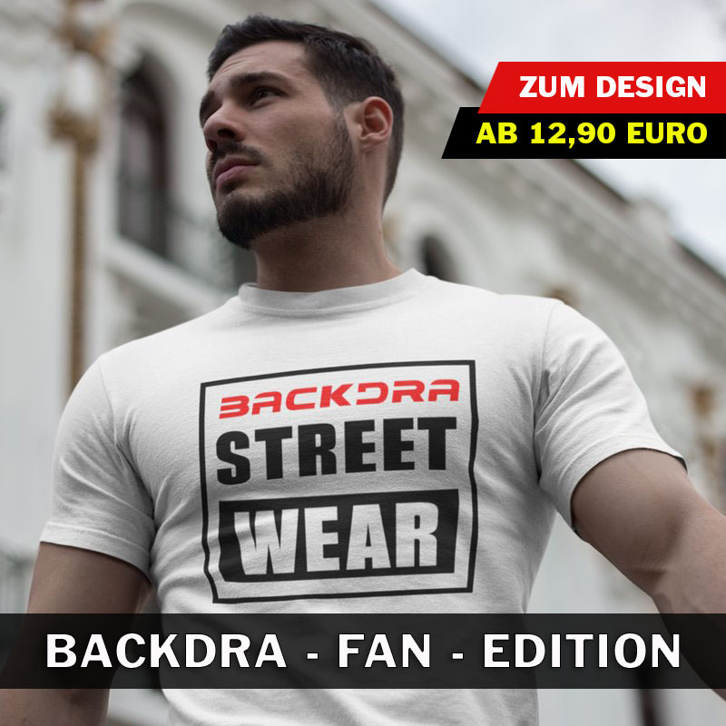 Backdra-Fanshirt